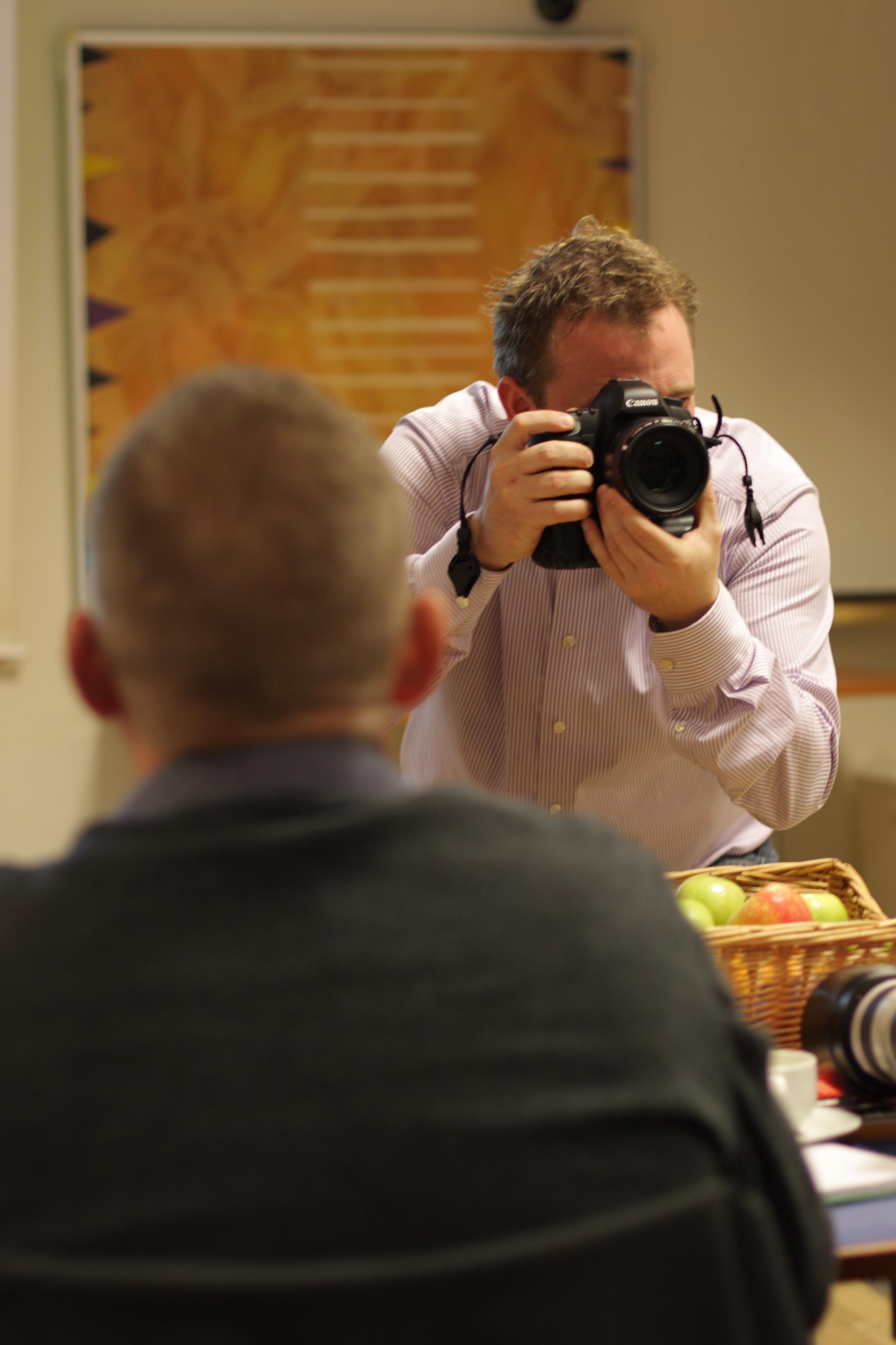 Canon EOS kursus med Kim Skovsby
