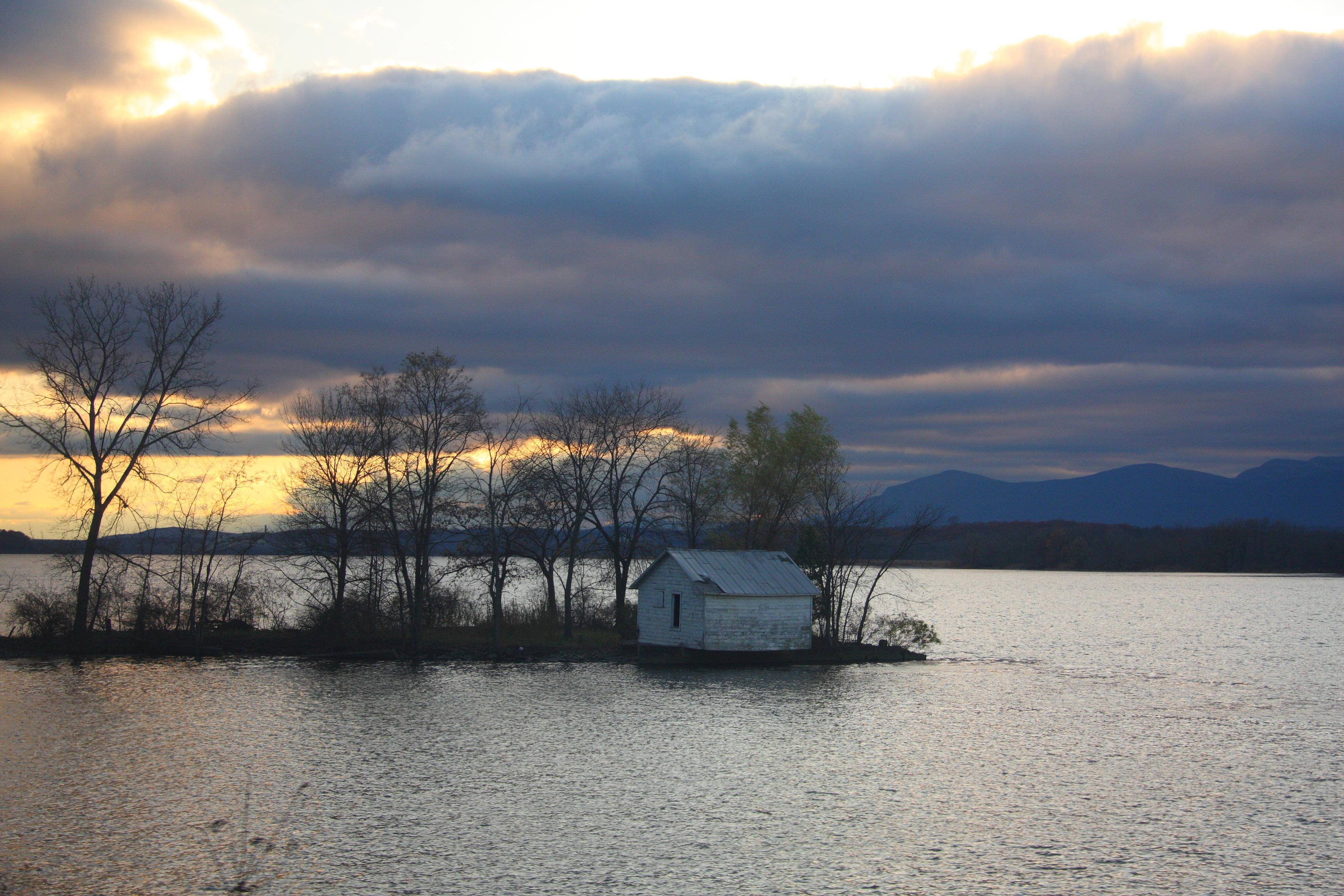 Hudson floden – Albany til New York