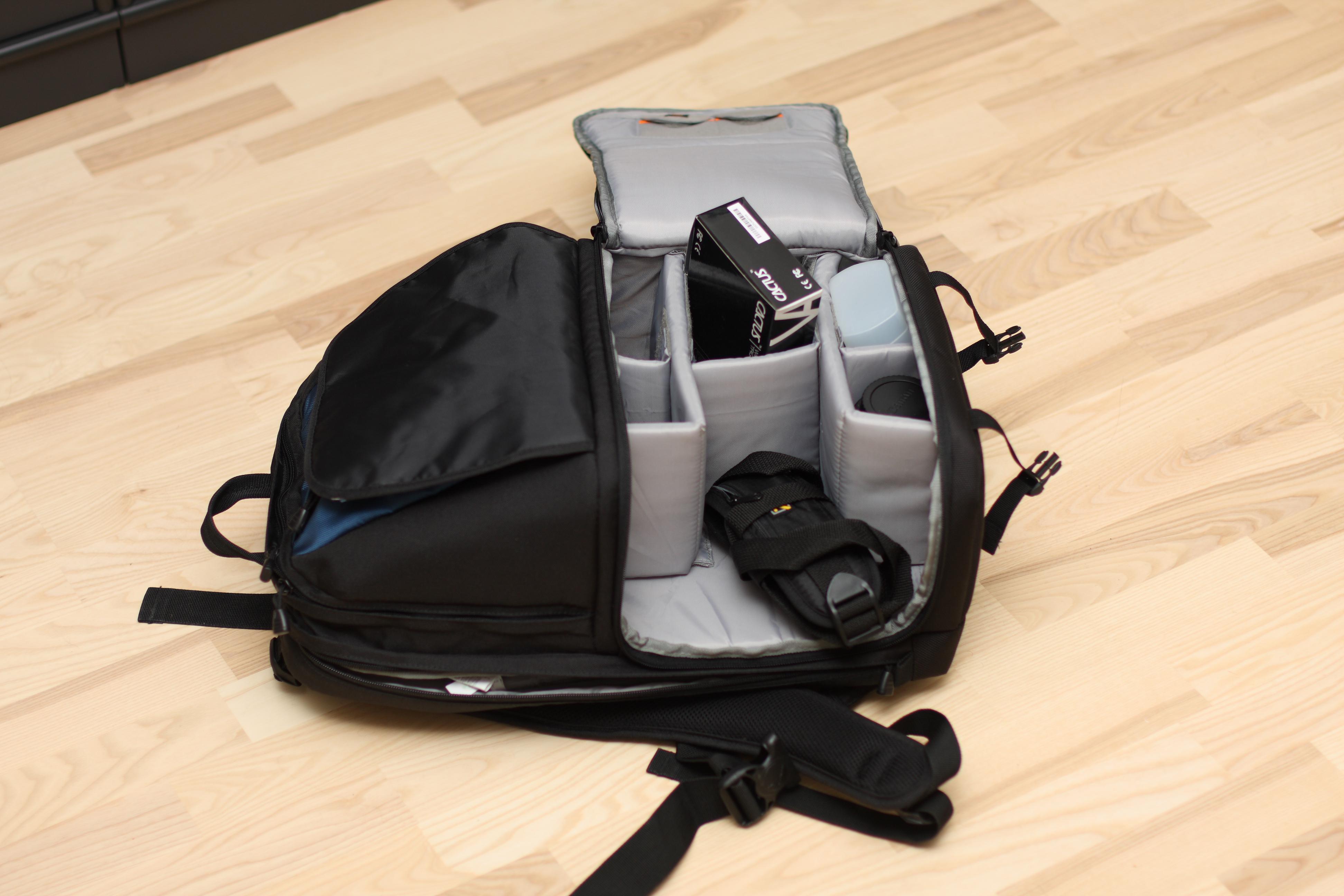 Fastpack 350 kamerarygsæk
