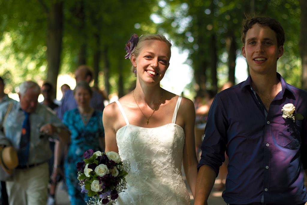 Min første gang som Bryllupsfotograf