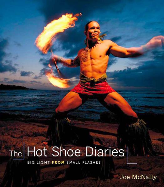 Forsiden af bogen The Hot Shoe Diaries